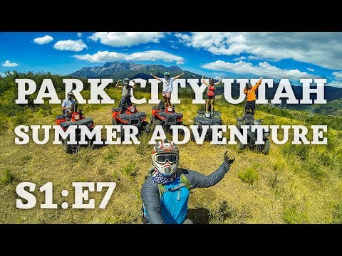 Park City Utah Summer Adventure | The Journey S1 E7