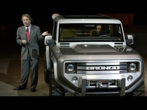 Ford Bronco and Ranger May Be Returning to the U.S.