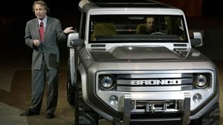 Ford Bronco Concept Videos