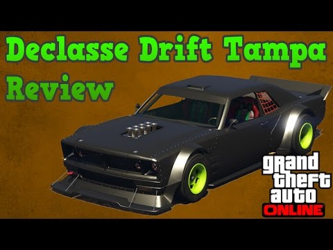 GTA online guides - Declasse Drift Tampa review