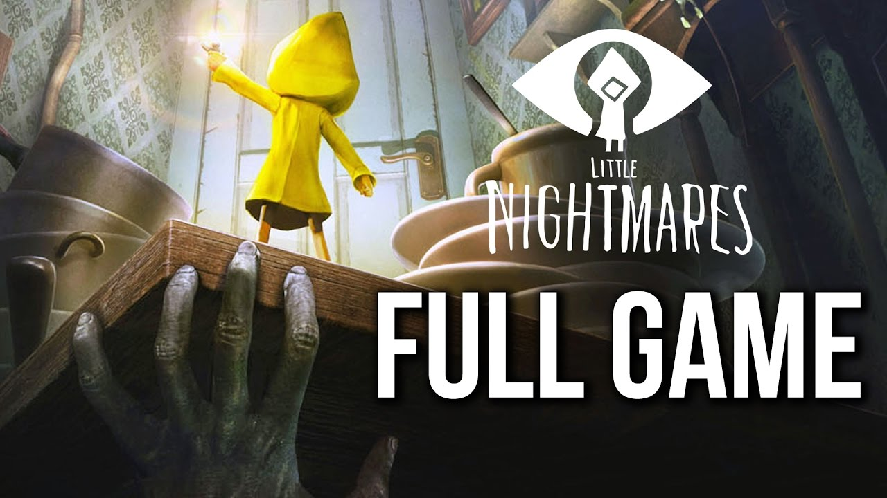 Download Little Nightmares Gameplay Walkthrough FULL GAME (no commentary)