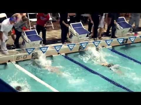 Simon Fraser University Swimming Promotion