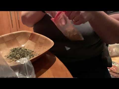 Making Morrigan Herbal Incense - Fenix Flames