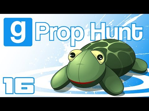 House Fires and Snowmen Hats - Prop Hunt With Friends #16