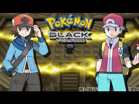 Pokemon Black Hack: Vs. Trainer Red