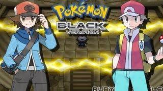 Pokemon Black Hack: Vs. Trainer Red
