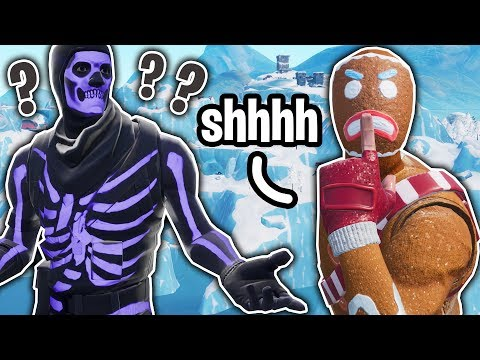 FORTNITE Random DUOS but I'm NOT ALLOWED to TALK!