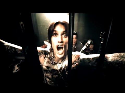 Buckcherry - Crazy Bit*h (Official Music Video)