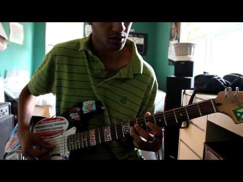 A.R. Rahman - Khamosh Raat Guitar Cover