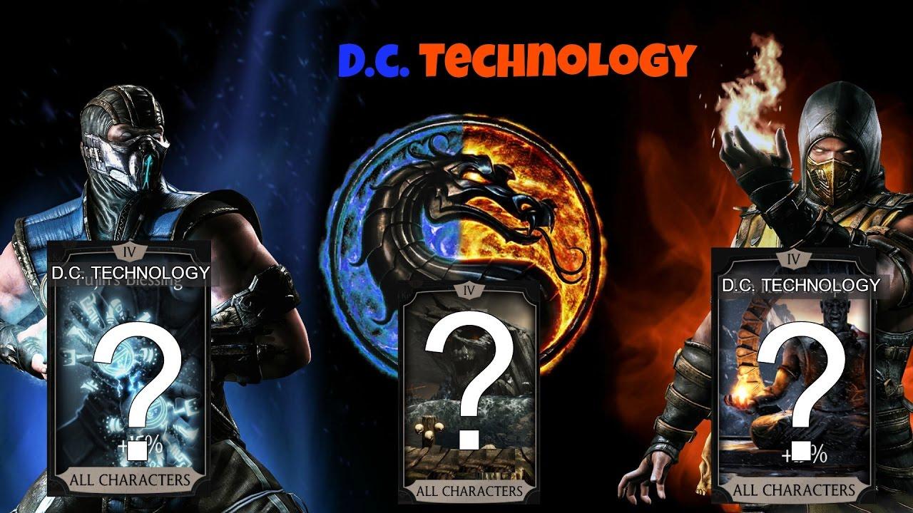 Mortal Kombat X Mobile: UNLOCK 3 SECRET SUPPORT CARDS !!!