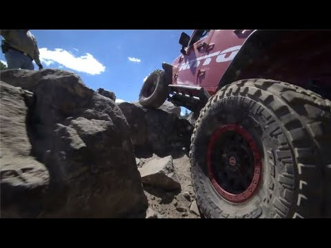 Nitto 65th Jeepers & 39th Jeep Jamboree on Rubicon Trail - 4K
