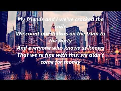 Royals (Lorde) by Cora Anuth-Lyrics Version