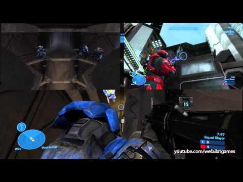 Trolling on Halo Reach/Countdown