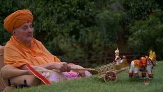 """""""guru hari na sange, vite din ne raat' - shri harikrishna maharaj dincharya with pramukh swami"""