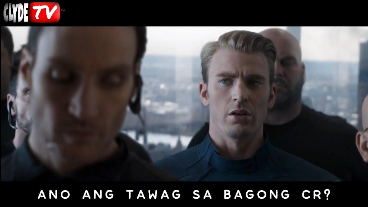 Download Captain America Elevator Fight scene | Parody Part 2