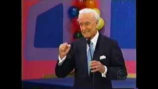 The Price is Right 12/12/2003- Bob