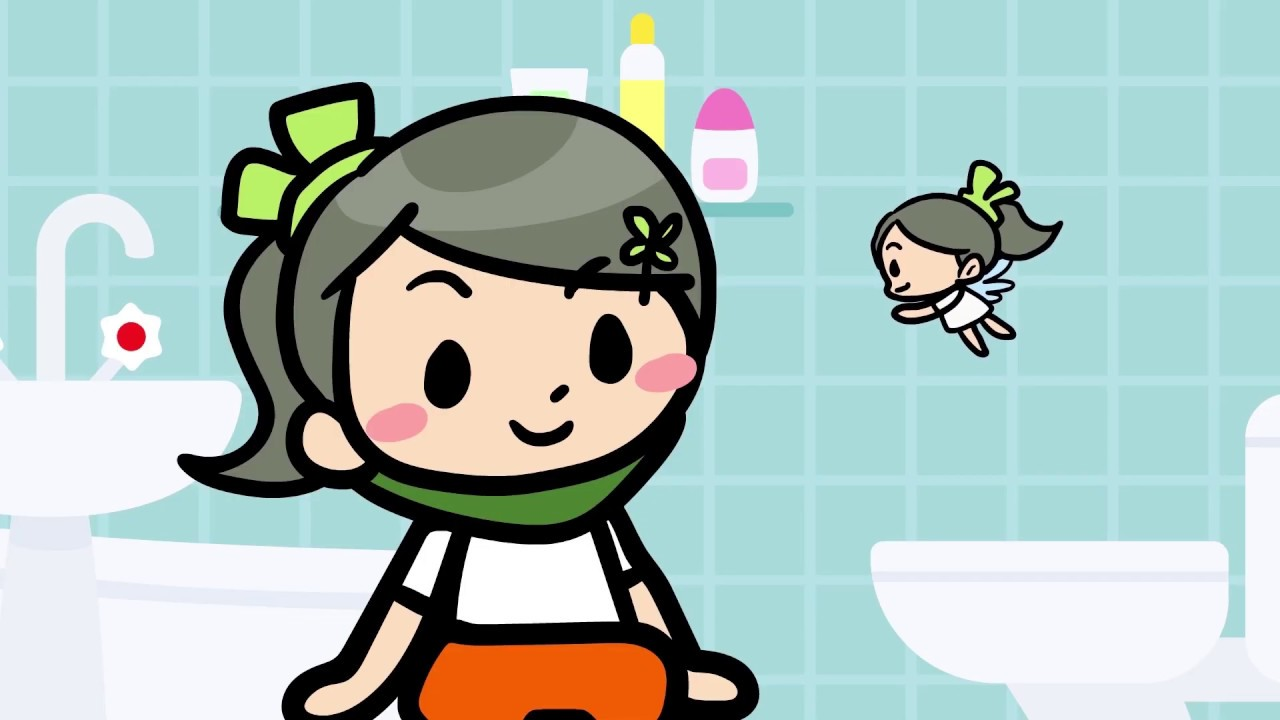 防疫小知識(洗手間篇) - 香港兒童慈善基金會 - YouTube