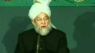 Ahmadiyya Khalifa about Jesus as