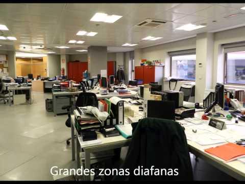 Alquiler edificio de oficinas en Parque Tecnológico. Paterna. Valencia. Rent of office building.