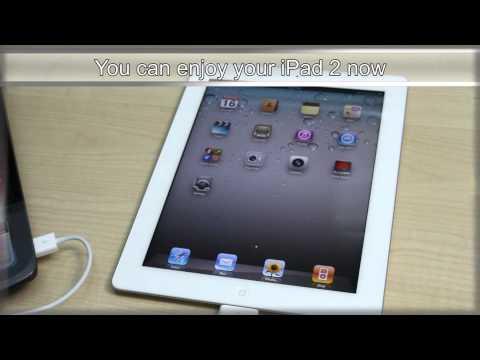 Apple iPad 2: Activate