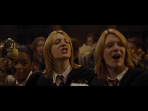 Harry Potter and The Goblet of Fire - Best/Funny Moments [FINAL]