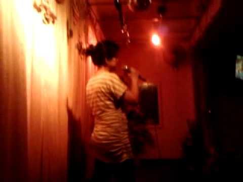 Kluang karaoke auntie 1