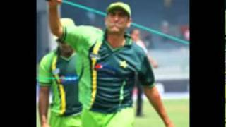 WORLD CUP 2011 dedications Pakistan Cricket Team { Song }