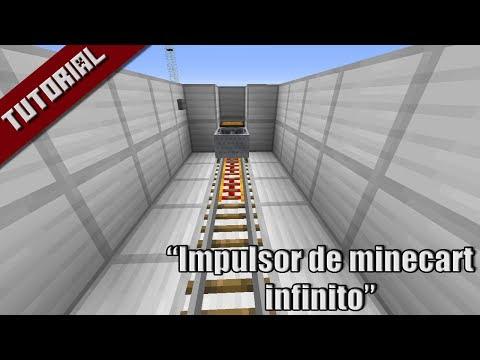 Facil Y Rapido: Impulsor De Vias Infinito - Minecraft 1.7.4