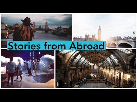 API Student Vlogger: Sarah H. Weekend Excursion in London