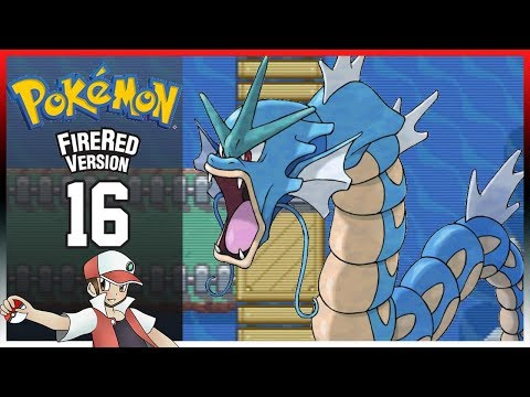 Pokemon Fire Red: Part 16 - Rod Of Super!