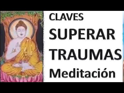 CALMAR NERVIOS►ansiedad superar traumas | mente paz | meditación guiada, 30 min audio, zen