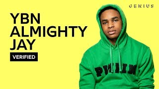 "YBN Almighty Jay ""Let Me Breathe"" Official Lyrics & Meaning 