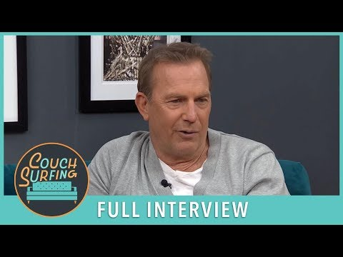 Kevin Costner On 'The Bodyguard', 'Field Of Dreams' & More (FULL) | Entertainment Weekly