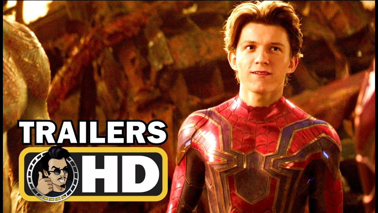 Avengers Infinity War All Official Trailers 2018 Marvel Movie