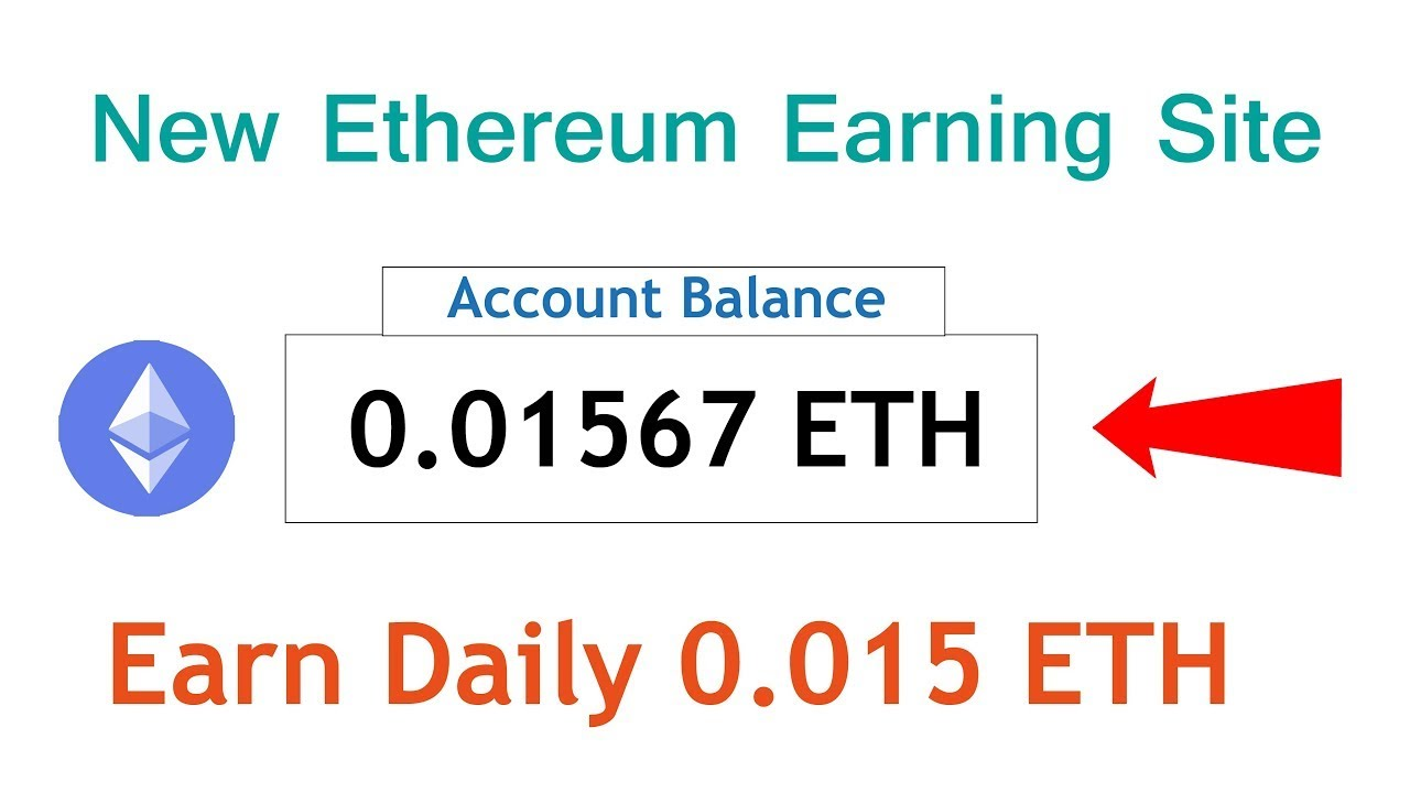 free ethereum earning site.New paying ETH site 2020.New Website ...