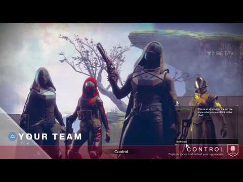 Control Is Back Baby | Destiny 2 Multiplayer Gameplay