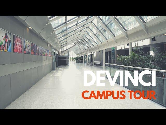Devinci Campus Tour : visitez le Pôle Léonard de Vinci ! #ESILV #EMLV #IIM