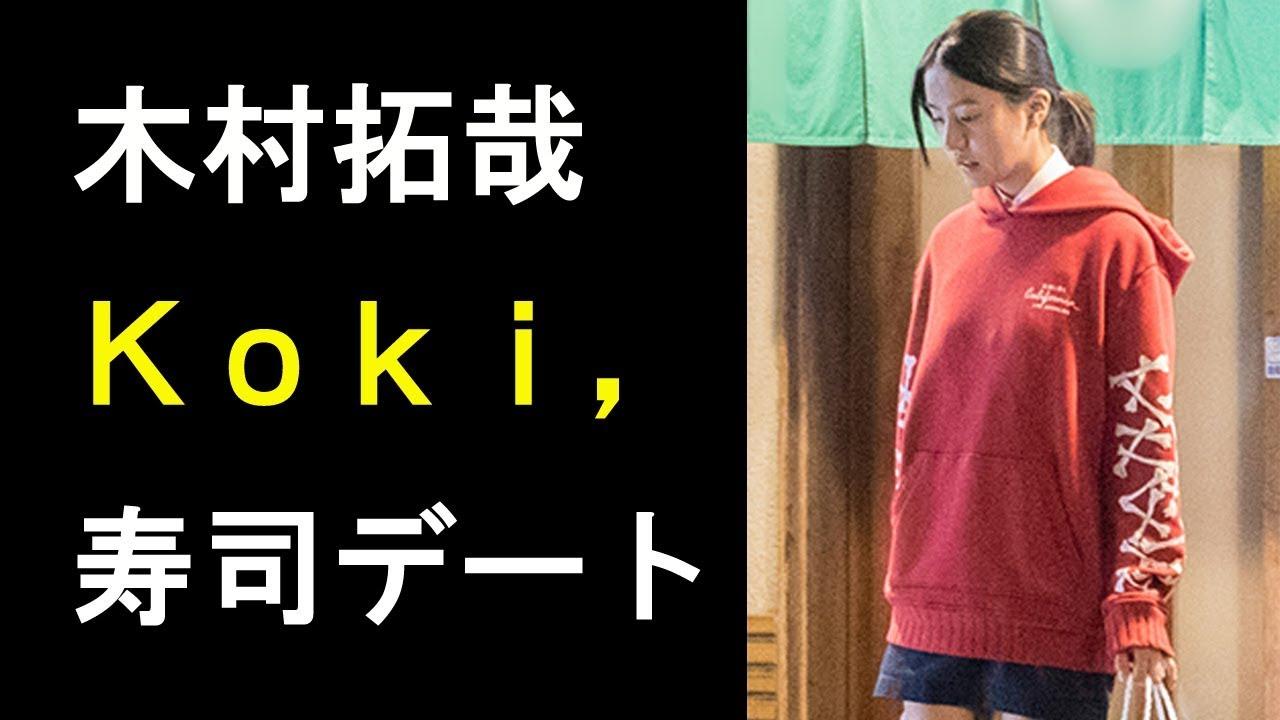 【衝撃】木村拓哉とKokiがカジュアル姿で寿司デート!キムタク行きつけの店で!
