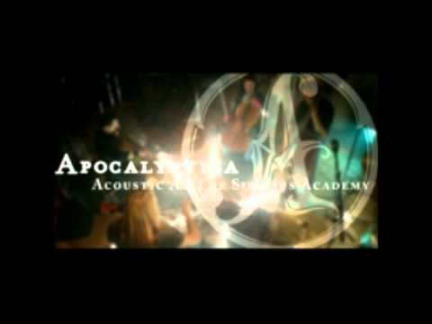 Apocalyptica - Acoustic At The Sibelius Academy-(2010 Full album)