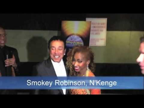 Motown: The Musical on Broadway- Opening Night with Mary Wells (N'Kenge)