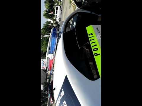 Politia de patrulare din Bălți nu cunosc regulele