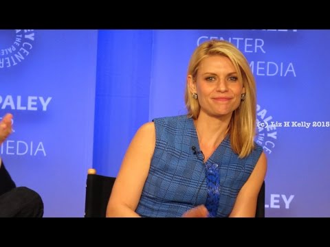 Claire Danes Homeland describes Carrie and Quinn Romance
