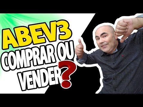 Será que está na hora de VENDER as ações da AMBEV (ABEV3)? | Peterson Siqueira