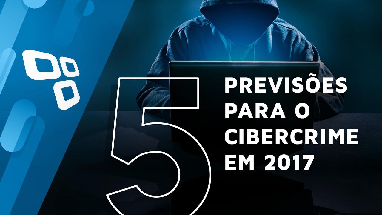 afe7ff1685608 5 previsões para o cibercrime em 2017 - TecMundo - YouTube