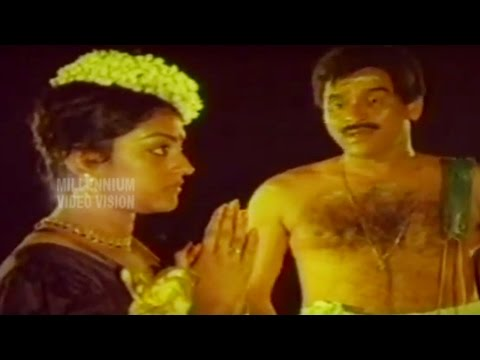 Malayalam Evergreen Film Song | SREEJAYA DHEVE | തനിയാവര്ത്തനം | K. J. Yesudas | Mammootty,Parvathy