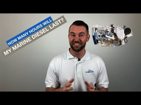 How Many Hours Will My Marine Diesel Last?