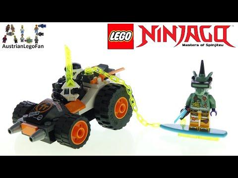 Lego Ninjago Cole/'s Speeder voiture 71706