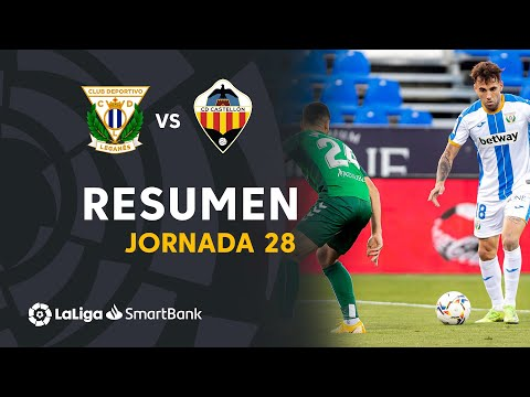 Leganes Castellon Goals And Highlights