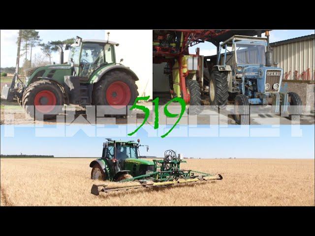 Cet agriculteur fait parler ses tracteurs !
