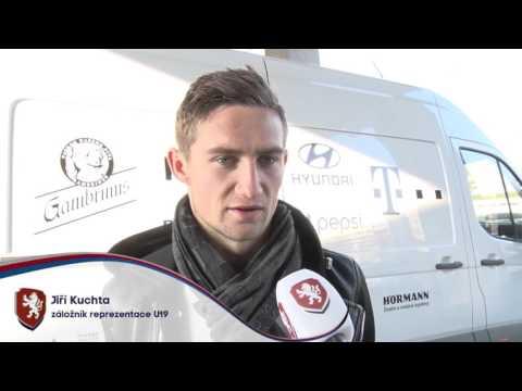 Reprezentanti do 19 let před elitní fází evropské kvalifikace v Rakousku
